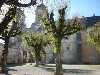 Location de salle de r ception abbaye royale de saint jean d 39 angely saint jean d 39 ang ly - Piscine atlantys st jean d angely ...