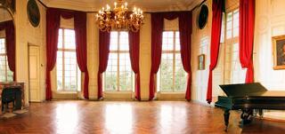 le grand salon - Chateau Du Breuil Mariage