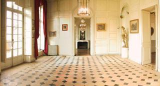 le hall - Chateau Du Breuil Mariage
