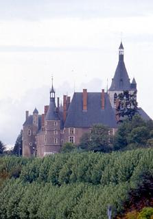Vue Du Chateau Cote Loire Photo Benoist Quintard