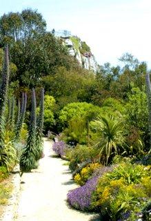 Jardin botanique visite parc promenade jardin exotique for Visite de jardins en france