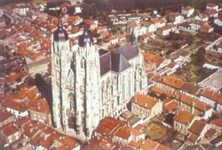 Visite basilique de saint nicolas de port saint nicolas de port lorraine chateaux france - Basilique de saint nicolas de port ...